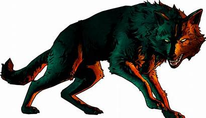 Wolf Bad Werewolf Among Bigby Fire Characters