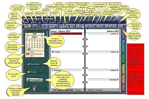 agenda de baixar lotus organizer 5.0 portable