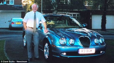Flash Barry! Motoring Enthusiast, 74, Buys His 47th Jaguar