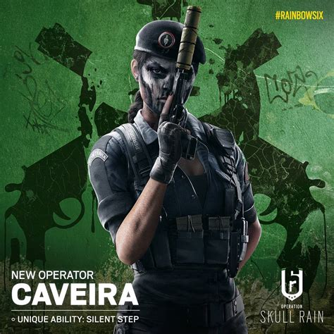 siege de gaming rainbow6game us you seen caveira 39 s interrogation in