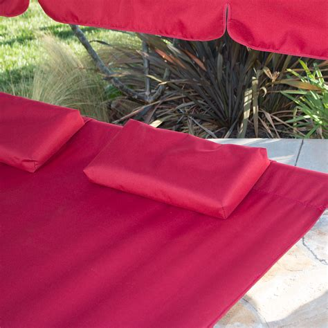 Pool Hammock Lounger by New Hammock Bed Lounger Chair Pool Chaise Lounge
