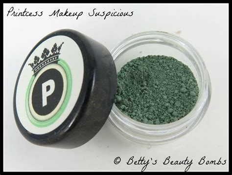 Printcess Mineral Makeup Review  Ee  Lazy Ee    Ee  Betty Ee