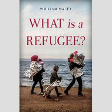 What Is A Refugee?  Hurst Publishers