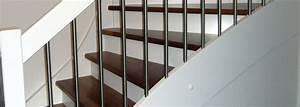 Stahl Holz Treppe : treppenbau haase ~ Markanthonyermac.com Haus und Dekorationen