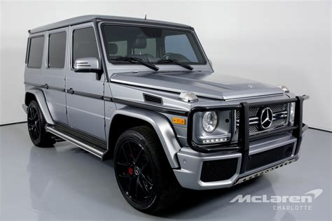 Mersedes G 65 Amg by Used 2016 Mercedes G Class Amg G 65 For Sale