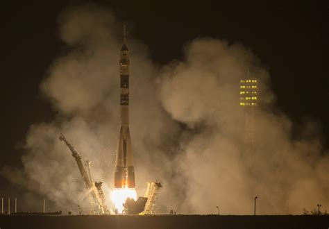 Expedition 41 Crew Launches To The International Space