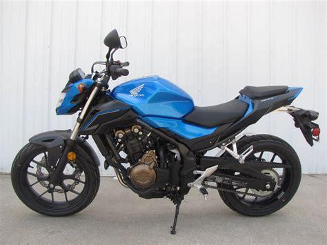 honda cb500f 2018 new 2018 honda cb500f motorcycles in ottawa oh
