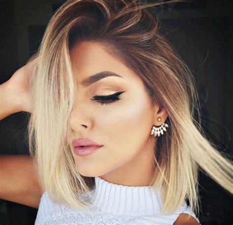 l ombr 233 hair blond une tendance incontournable en 100 versions inspirantes obsigen