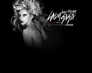 Lady Gaga Born This Way Wallpaper