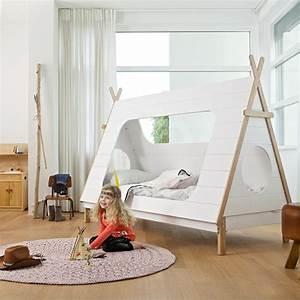 Zelt Bett Kinder : das tipi zelt abenteuer f r kinder ~ Michelbontemps.com Haus und Dekorationen