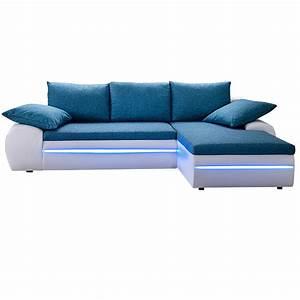 Kleines L Sofa : ecksofa mit led fabulous gnstige sofas schweiz con ~ Michelbontemps.com Haus und Dekorationen