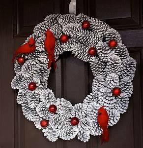 20, Creative, Pine, Cone, Wreaths