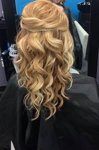 half up half down wedding hair ~ we this! moncheribridals ...