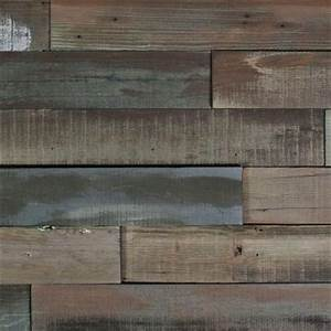 nuvelle deco planks weathered gray 1 2 in thick x 4 in With deco wall planks