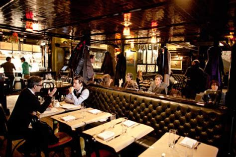 Breslin Bar Dining Room New York City by Best New Hotel Restaurant The Breslin Bar Dining Room