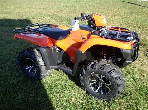 Honda Foreman 500 Motorcycles For Sale