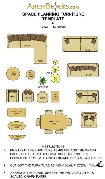 furniture templates furniture templates