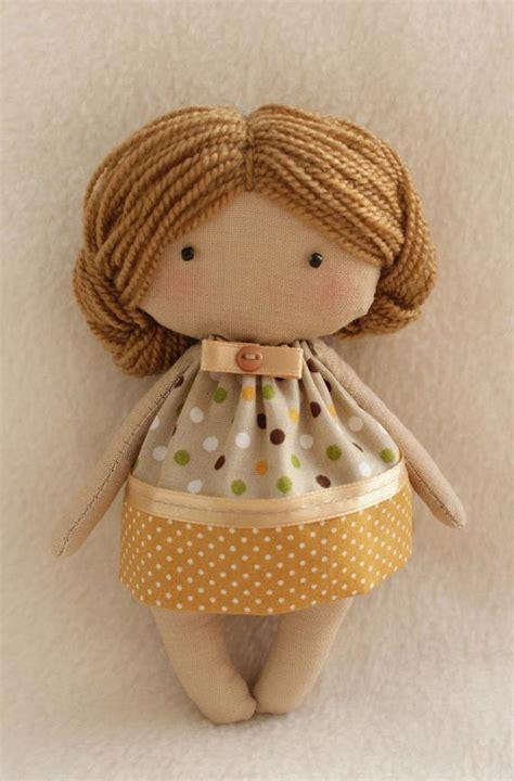 diy kit rag doll  sew easy   olie primitive doll