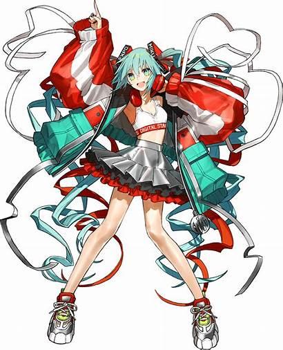 Miku Stars Hatsune Wada Aruko Vocaloid Compilation