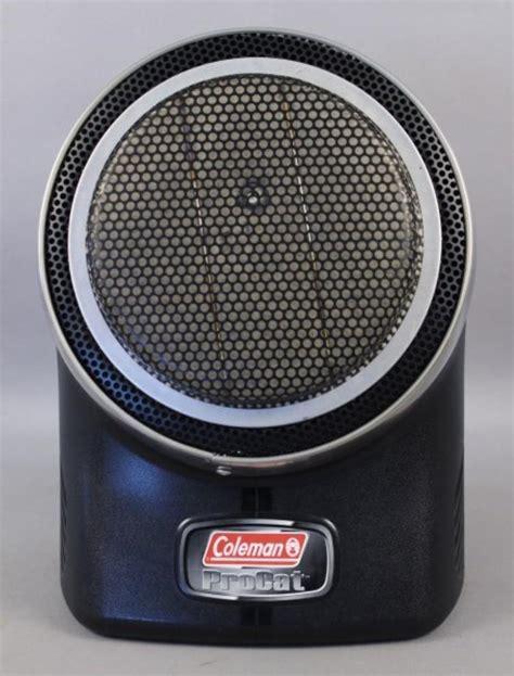 Coleman Propane Heat L by Coleman Procat Propane Heater 5053