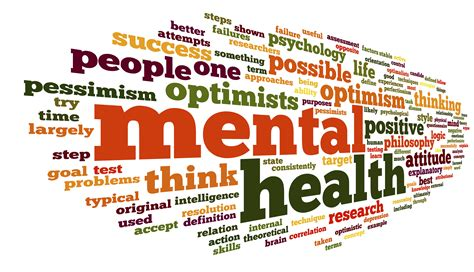Raising awareness of mental health issues: Part 3 – The ...