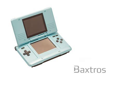 Original Nintendo Console by Nintendo Ds Original Blue Console Baxtros