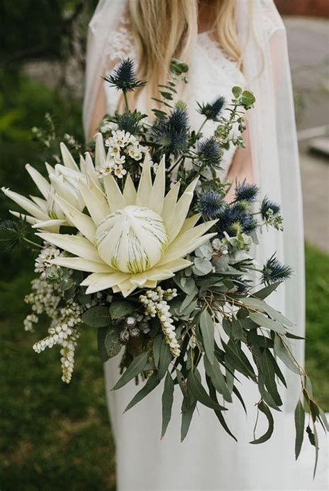 bohemian wedding bouquets   trends page