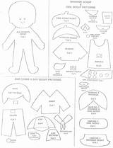 Coloring Scout Pages Brownie Scouts Brownies Daisy Template Cookies Printable Crafts Pattern Imagixs Daughter Leader Oocities Popular sketch template