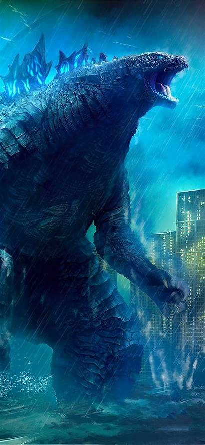 Iphone Godzilla 4k Monsters King Wallpapers Movies