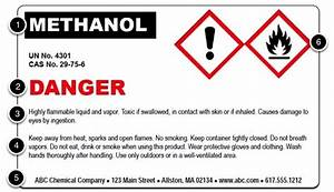 ghs hazard pictograms labels kamos sticker With ghs required label elements