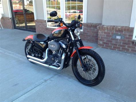 2007 1200 Nightster Sportster Xl 1200n Low For Sale On
