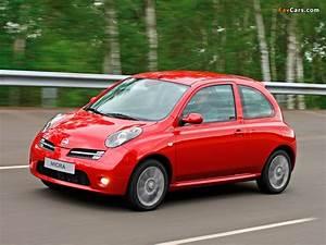 Nissan Micra 2005 : nissan micra 160sr 3 door k12 2005 07 wallpapers 800x600 ~ Medecine-chirurgie-esthetiques.com Avis de Voitures