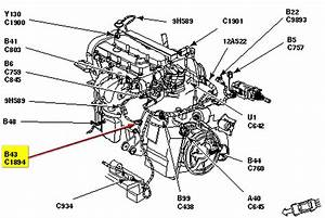 1999 Ford Contour Wiring Diagram  Ford  Auto Fuse Box Diagram