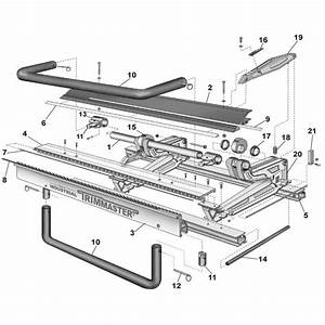 Roofing Parts Diagram
