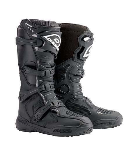 bike boots sale o 39 neal black element mens dirt bike boots 2017 atv mx bmx