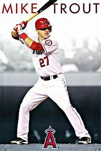 Take Home Pay Calculator Nc Mike Trout Poster Los Angeles La Angels Of Anaheim Large
