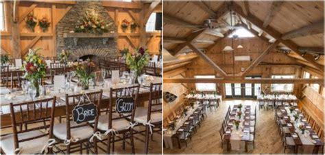Top 10 Rustic Wedding Venues In New England