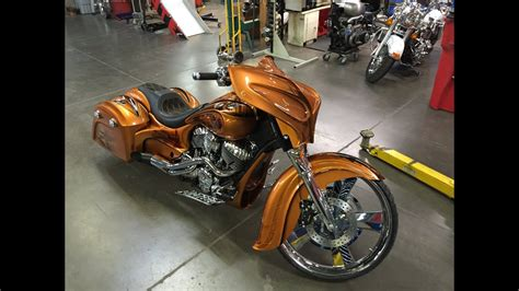Dirty Bird Concepts Full Custom Indian Motorcycle Parts