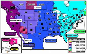 HD Wallpapers Printable Time Zone Map Usa And Canada Hddalovectk - Usa time zone map wallpaper