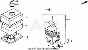 Honda Wb30x Cr Water Pump  Jpn  Vin  Gx140