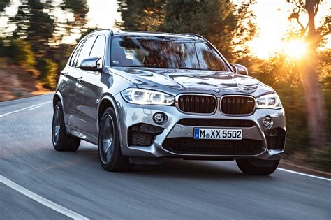Bmw X5 M (2017) Review By Car Magazine