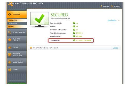 free antivirus with crack file
