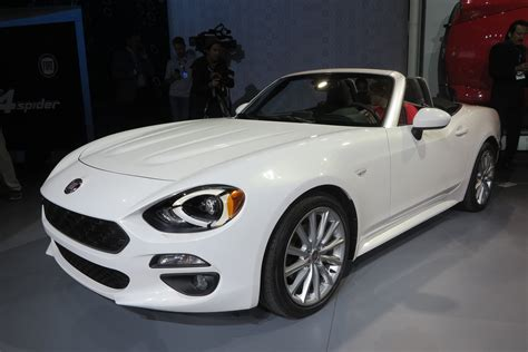 fiat spider 124 fiat 124 spider revealed think of it as the miata s