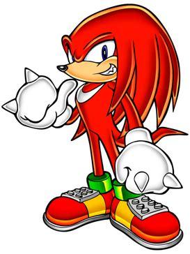 Sonic Hedgehog Knuckles