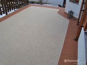 Balkon Fliesen Frostsicher : marmorix steinteppich verlegebeispiele au enbereich ~ Orissabook.com Haus und Dekorationen