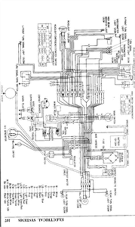 1986 Honda Cb450sc Wiring Diagram by Solved 1974 Honda Cb 200 Wiring Diagram Fixya