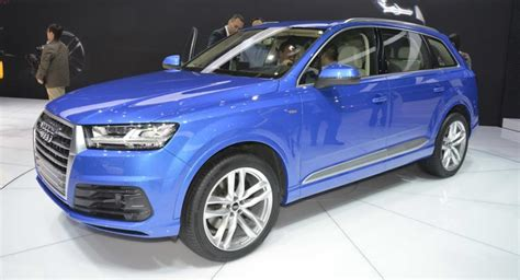 Audi Starts Taking Orders For Allnew Q7, Prices It From €