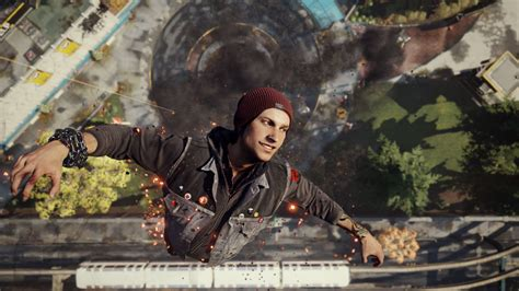 infamous second son interview i think gameplay is story metro news