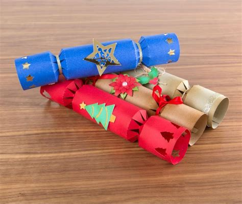 rustle up your own christmas crackers with the cutting