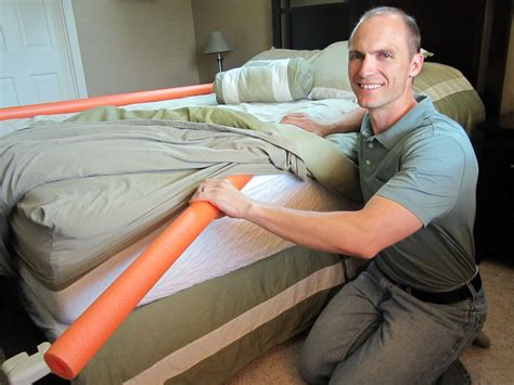 how to get out of a mattress q a how to prevent my from falling out of bed the